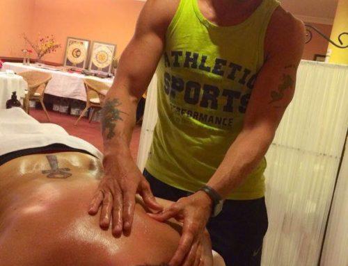 Sport & Myofascial Release Massages